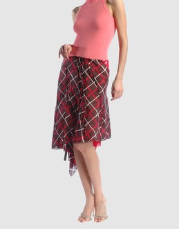Faldas - AMEN. Faldas por la rodilla en YOOX.COM