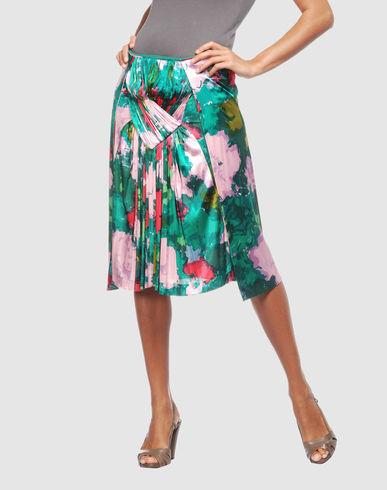 BALENCIAGA Women - Skirts - 3/4 length skirt BALENCIAGA on YOOX