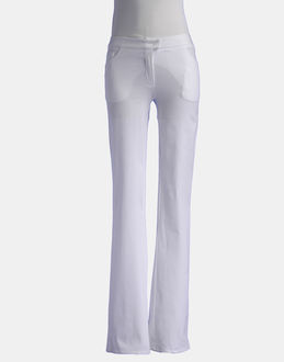Pantalones - KLANDESTINE Pantalones de cintura baja en YOOX.COM