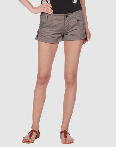 55DSL Women - Pants - Shorts 55DSL on YOOX :  shorts summer yoox spring