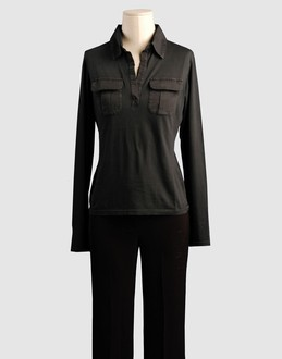 More information or Buy online WOMAN - VINTAGE 55 - TOP WEAR - POLO SHIRTS - AT YOOX