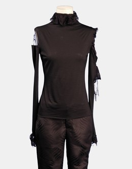 More information or Buy online WOMAN - MARCEL MARONGIU - TOP WEAR - TOPS - AT YOOX