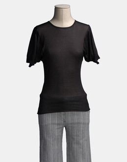 More information or Buy online WOMAN - BALENCIAGA - TOP WEAR - SHORT SLEEVE T-SHIRT - AT YOOX