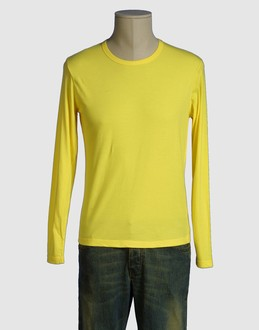 More information or Buy online MAN - PAOLO FUMAGALLI - TOP WEAR - LONG SLEEVE T-SHIRT - AT YOOX