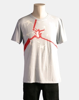 More information or Buy online MAN - GRIFFIN - TOP WEAR - SHORT SLEEVE T-SHIRT - AT YOOX