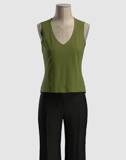 More information or Buy online WOMAN - ZANONE - TOP WEAR - SLEEVELESS T-SHIRT - AT YOOX