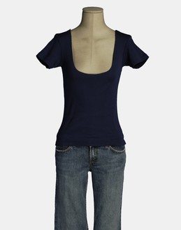 More information or Buy online WOMAN - MARTIN MARGIELA 6 - TOP WEAR - SHORT SLEEVE T-SHIRT - AT YOOX