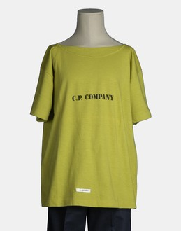 More information or Buy online GIRL - CP COMPANY - TOP WEAR - SHORT SLEEVE T-SHIRT - AT YOOX