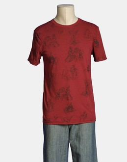 More information or Buy online MAN - BANTAM - TOP WEAR - SHORT SLEEVE T-SHIRT - AT YOOX