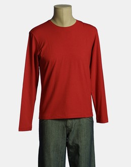 More information or Buy online MAN - T-SKIN - TOP WEAR - LONG SLEEVE T-SHIRT - AT YOOX