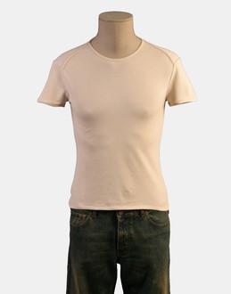 More information or Buy online MAN - GAZZARRINI UOMO - TOP WEAR - SHORT SLEEVE T-SHIRT - AT YOOX