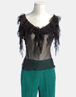 More information or Buy online WOMAN - MONICA SOCOLOVSKY - TOP WEAR - TOPS - AT YOOX