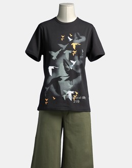 More information or Buy online WOMAN - STELLA McCARTNEY - TOP WEAR - SHORT SLEEVE T-SHIRT - AT YOOX