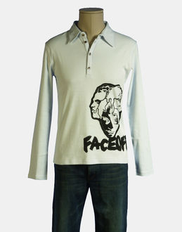 More information or Buy online MAN - R.E.D. VALENTINO - TOP WEAR - POLO SHIRTS - AT YOOX