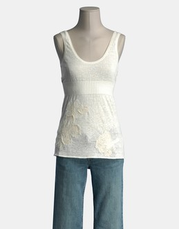 More information or Buy online WOMAN - R.E.D. VALENTINO - TOP WEAR - TOPS - AT YOOX
