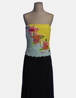 More information or Buy online WOMAN - BLUMARINE COUTURE - TOP WEAR - TOPS - AT YOOX