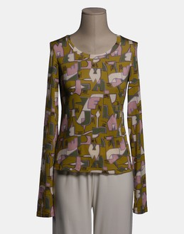 More information or Buy online WOMAN - MARNI - TOP WEAR - LONG SLEEVE T-SHIRT - AT YOOX