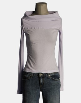 More information or Buy online WOMAN - JAMES PERSE - TOP WEAR - LONG SLEEVE T-SHIRT - AT YOOX