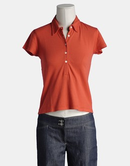 More information or Buy online WOMAN - GENTRYPORTOFINO - TOP WEAR - POLO SHIRTS - AT YOOX