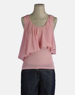 More information or Buy online WOMAN - STELLA McCARTNEY - TOP WEAR - SLEEVELESS T-SHIRT - AT YOOX