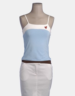 More information or Buy online WOMAN - SWEET YEARS - TOP WEAR - TOPS - AT YOOX