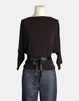 More information or Buy online WOMAN - MARY JANE - TOP WEAR - TOPS - AT YOOX