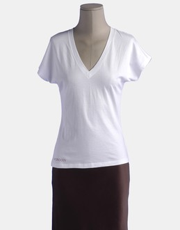 More information or Buy online WOMAN - HYDROGEN - TOP WEAR - SHORT SLEEVE T-SHIRT - AT YOOX