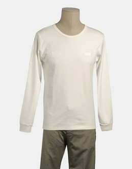 More information or Buy online MAN - MARTIN MARGIELA 10 - TOP WEAR - LONG SLEEVE T-SHIRT - AT YOOX