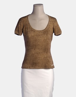 More information or Buy online WOMAN - BORBONESE - TOP WEAR - SHORT SLEEVE T-SHIRT - AT YOOX