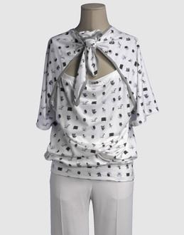 Camisetas y Tops - SUPERNOVA Camisetas de manga corta en YOOX.COM