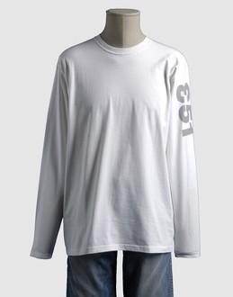 Camisetas y Tops - ASPESI Camisetas de manga larga en YOOX.COM