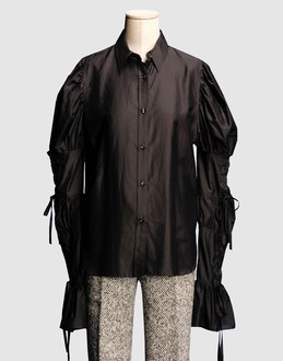 More information or Buy online WOMAN - YSL  RIVE GAUCHE - SHIRTS - LONG SLEEVE SHIRTS - AT YOOX