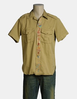 More information or Buy online MAN - COAST - SHIRTS - SHORT SLEEVE SHIRTS - AT YOOX