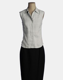 More information or Buy online WOMAN - CARACTERE ARIA - SHIRTS - SLEEVELESS SHIRTS - AT YOOX
