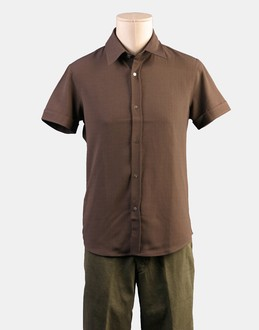 More information or Buy online MAN - COSTUME NATIONAL HOMME - SHIRTS - SHORT SLEEVE SHIRTS - AT YOOX