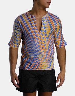 More information or Buy online MAN - ROBERTO CAVALLI FREEDOM - SHIRTS - SHORT SLEEVE SHIRTS - AT YOOX