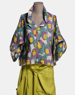 More information or Buy online WOMAN - MARNI - SHIRTS - LONG SLEEVE SHIRTS - AT YOOX