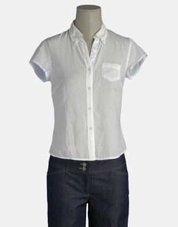 More information or Buy online WOMAN - VINTAGE 55 - SHIRTS - SHORT SLEEVE SHIRTS - AT YOOX