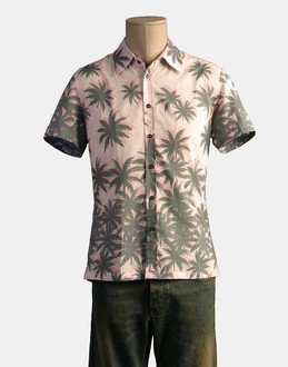 More information or Buy online MAN - D&amp;G BEACHWEAR - SHIRTS - SHORT SLEEVE SHIRTS - AT YOOX