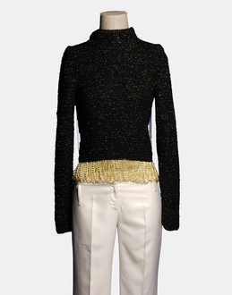 More information or Buy online WOMAN - COSTUME NATIONAL - KNITWEAR - LONG SLEEVE JUMPERS - AT YOOX