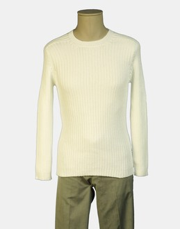 More information or Buy online MAN - HELMUT LANG - KNITWEAR - CREWNECKS - AT YOOX