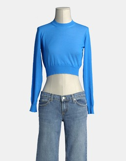More information or Buy online WOMAN - COMME des GARÇONS - KNITWEAR - LONG SLEEVE JUMPERS - AT YOOX