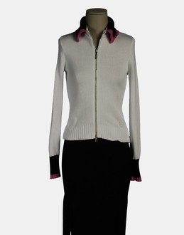 More information or Buy online WOMAN - MOSCHINO JEANS - KNITWEAR - CARDIGANS - AT YOOX