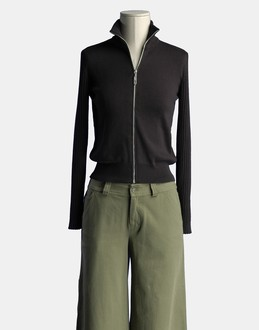 More information or Buy online WOMAN - R.E.D. VALENTINO - KNITWEAR - CARDIGANS - AT YOOX