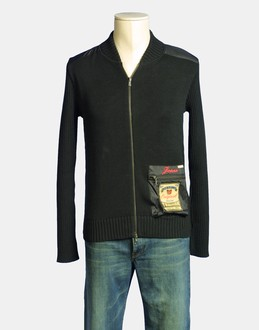 More information or Buy online MAN - MOSCHINO JEANS - KNITWEAR - CARDIGANS - AT YOOX