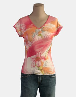 More information or Buy online WOMAN - BLUMARINE - KNITWEAR - SHORT SLEEVE JUMPERS - AT YOOX