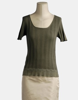More information or Buy online WOMAN - PRADA - KNITWEAR - SHORT SLEEVE JUMPERS - AT YOOX