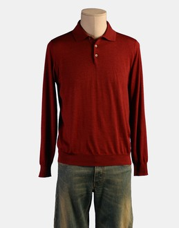 More information or Buy online MAN - AGNONA - KNITWEAR - POLO-NECKS - AT YOOX