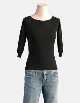 More information or Buy online WOMAN - ILARY - KNITWEAR - LONG SLEEVE JUMPERS - AT YOOX