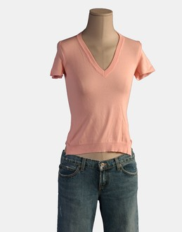 More information or Buy online WOMAN - GOYA - KNITWEAR - SHORT SLEEVE JUMPERS - AT YOOX